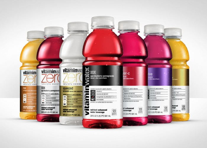 Vitamin Water Anthem